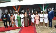 30è anniversaire de l'ARSTM : l'adresse de la première Dame de Côte d'Ivoire aux  étudiants