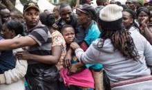 Kenya : le président en tête, l'opposition conteste