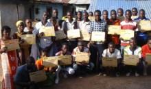Côte d'Ivoire : les enseignants volontaires de Man rendent hommage au gouvernement Gon #Education