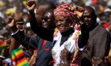 Grace Mugabe quitte l'Afrique du Sud protégée par «une immunité diplomatique»