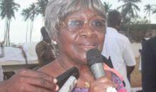 Commune de Port-Bouët : Mme le maire Hortense Aka-Anghui  a tiré sa révérence #Décès