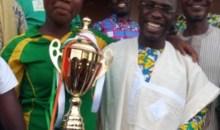 Football : les lampions se sont éteints sur le tournoi de la cohésion sociale #Guiglo