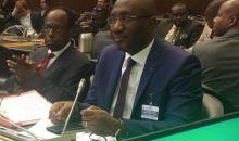 Politiques commerciales des pays de l'UEMOA : le Ministre Souleymane Diarrassouba présente les performances économiques de la Côte d'Ivoire devant l'Organisation Mondiale du Commerce #Genève
