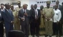 Mine de manganèse à Korhogo : Le comité de développement installé #RégionduPoro