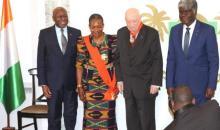 Distinction : l'Etat reconnaissant envers les partenaires occidentaux du District d'Abidjan #Paris