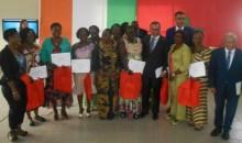 Renforcement des capacités : 180 sages-femmes reçoivent leur attestation après un mois de formation #Santé