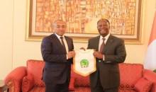 Prétendu retrait de l'Organisation de la Can à la CI : le démenti du Président de la CAF# Can2021