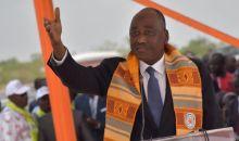 Hommage au Président Ouattara/ Le Premier ministre  Amadou Gon invite les populations de l'Agneby-Tiassa à privilégier l'intérêt de la Côte d'Ivoire