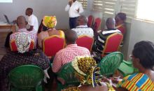 Côte d'Ivoire/Filière mangue : les acteurs instruits sur l'utilisation optimale du bio Success Appat #RégionduPoro