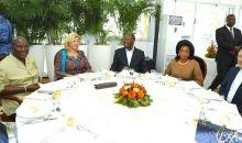 Côte d'Ivoire : le Président de la République honore de sa présence le 7e déjeuner de l'Amitié #AlassaneOuattara