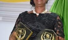 Côte d'Ivoire/Prix Safam Com pour l'Emergence et le Développement 2018 : Madame Koffi Akissi Antonie, épouse Noël Emile enlève le Super Prix Diamant ''Alassane Ouattara''