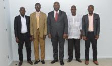 Côte d'Ivoire : séance de travail entre le ministère de la Communication, de l'Economie Numérique, de la Poste et l'UPL-CI