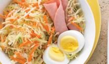 Cuisine : la salade de chou, votre allié pour un régime amincissant