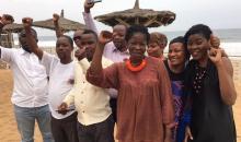 Vœux de nouvel an : le  Secrétaire Général du SYNAPPCI maintient la flamme de la lutte pour l'amélioration des conditions de travail des journalistes de Côte d'Ivoire