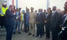Côte d'Ivoire : le groupe Bolloré Transport et Logistics met un entrepôt moderne et une nouvelle station d'empotage de cacao à la disposition des industriels #TransportsMaritmes