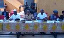 Côte d'Ivoire : double cérémonie de réouverture de la bibliothèque et de célébration de la lecture au Lycée Felix Houphouet Boigny #Korhogo