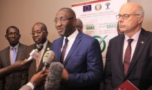 Promotion de la qualité : le Ministre Souleymane Diarrassouba remet les clefs du SOAC et lance officiellement les activités de cette nouvelle structure de la Cedeao #Compétitivité