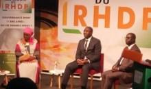 Côte d'Ivoire : le Ministre en charge du Commerce représente brillamment le Premier-ministre à la première tribune de ''Les jeudis RHDP'' #VieChère