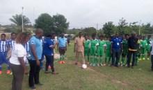 Taï/Tournoi de cohésion sociale : les équipes ivoiriennes battent celles du Libéria #Sport