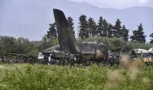 Algérie : trois jours de deuil national après le crash de l'avion militaire à Boufarik