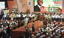 Après l'adoption du projet : Alassane Ouattara veut accélérer la création du parti unifié #Rhdp