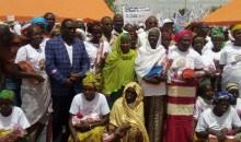 Autonomisation de la femme : l'honorable Coulibaly Aly Kader dote les femmes d'intrants et les comble de cadeaux #M'Bengué