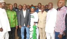 6e édition du Mob-Cross/Diaby Lanciné (DG du FER) : ''Nous voulons contribuer à l'émergence d'une jeunesse responsable et travailleuse'' #Korhogo