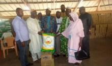 Jeûne du mois de Ramadan : Amadou Gon Coulibaly offre du sucre, du riz et du lait aux musulmans de Korhogo #Islam