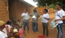 Lutte contre le paludisme : les populations sensibilisées #RégionduTchôlôgô