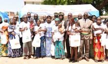 Promotion de la vaccination : le Ministre Raymonde Goudou Coffie exhorte les populations à se faire vacciner #Santé