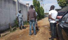 [Côte d'Ivoire Assassinat du petit Axel Konan] La police judiciaire,  le procureur de la République, le directeur de la police criminelle, le directeur de la police scientifique et des fins limiers de la police nationale chez Djiré