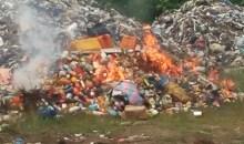 Danger sur la consommation : 7 tonnes de produits périmés saisis à Bouaflé #Commerce