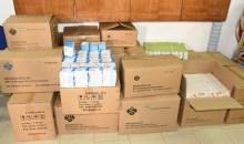 Côte d'Ivoire-solidarité : un laboratoire fait don de médicaments au ministère de la Santé et de l'Hygiène publique #Inondations