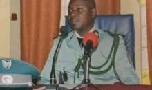 Côte d'Ivoire : le Lieutenant Franck Rabet prend les commandes du poste des Eaux et Forêts de Bingerville