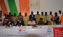 [Côte d'Ivoire Accès à l'information d'intérêt public] La Caidp et l'Unesco lancent un appel fort au gouvernement ivoirien