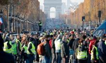 [France «Gilets jaunes»] Les manifestants toujours mobilisés