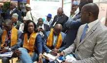 [Maroc 8e sommet «Africités»] Mme Chantal Moussokoura Fanny (maire de Kaniasso) fait partie d'une forte délégation ivoirienne