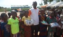 Côte d'Ivoire-Région du Poro : les meilleurs élèves de Napié récompensés par l'Ong Adex