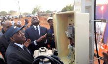 [Man] le premier ministre met sous tension 60 villages du Tonpki