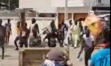[Crise poste électorale à Grand-Bassam] Affrontement entre les partisans de Philippe Ezaley et Jean Louis Moulot