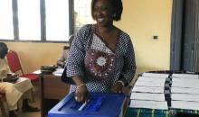 [Côte d'Ivoire Kaniasso] Mme Chantal Fanny élue à 100% par son conseil municipal