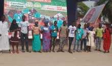 [Bassam] L'ONG Côte d'Ivoire Solidarité donne du sourire aux veuves et orphelins