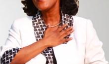 [Côte Concert de fin d'année] L'artiste chantre Constance appelle la grâce de Dieu sur la Côte d'Ivoire