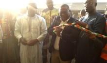 Education/Korhogo: Amadou Coulibaly Am'S offre un bâtiment de 3 classes à l'école primaire publique d'Ahoussabougou