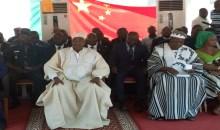 [Nihidaley festival 2018] Amadou GON donne de l'espoir à la population de Man avec près de 60 milliard d'investissement dans la région