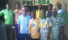 Fakobly/ Régionales dans le Guemon, 2020: sorti du Rhdp unifié,  le Pdci met ses troupes en ordre de bataille