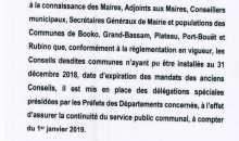Côte d'Ivoire: Cinq communes dont Plateau, Bassam et Port-Bouët mises sous tutelle