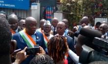 [Côte d'Ivoire Procès en flagrants délits d'Alain Lobognon] Plusieurs  députés refoulés par les forces de l'ordre, ce matin