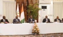 [Clôture du Séminaire gouvernementalrelatif au PAP 2019] Alassane Ouattara invite les membres du Gouvernement à poursuivre leurs efforts pour la paix et le développement (Déclaration)