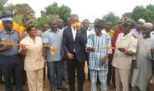 [Côte d'Ivoire/Développement de Béoumi] Le Ministre Sidi Tiémoko lance les travaux de reprofilages
